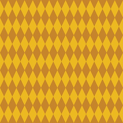 Seamless background in the style of a Golden Harlequin. Mardi Gras or a background in the style of the Venetian Carnival.