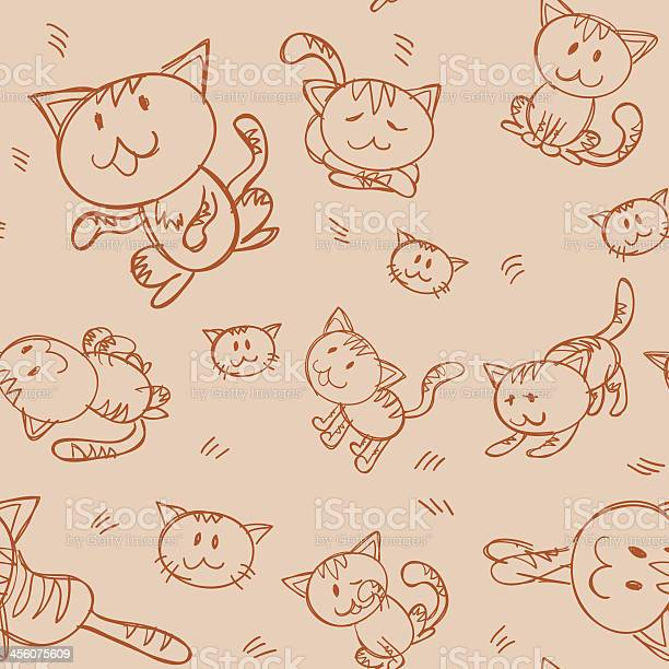 Seamless background lovely cat vector id456075609?b=1&k=6&m=456075609&s=612x612&h=ucng5 8i8ia gmr6hyqb5 kcek6judwwgfcne1sfclu=