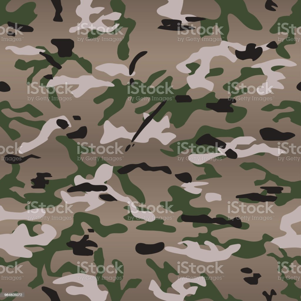 seamless background of multicam brown camouflage royalty-free seamless background of multicam brown camouflage stock vector art & more images of abstract