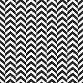 Seamless background pattern - Herringbone Zigzag - wallpaper - vector Illustration
