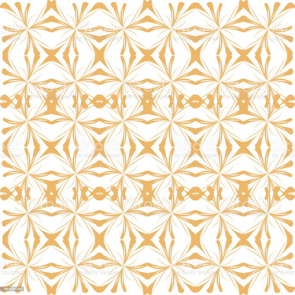 レトロなスタイルでシームレスな背景パターン包装紙壁紙生地見本