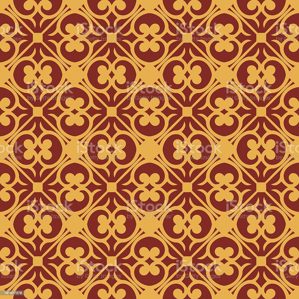 Seamless background pattern royalty-free seamless background pattern stock vector art & more images of art