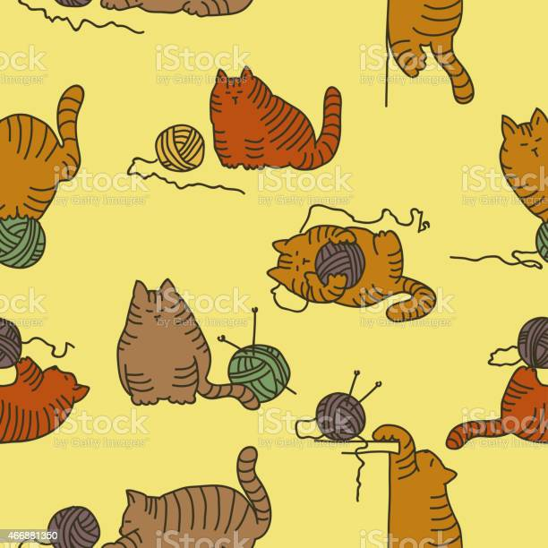 Seamless background with cats vector id466881350?b=1&k=6&m=466881350&s=612x612&h= uanmklhjxuhoaincrmvzwdvgn13qft4v0p8jgcwn0a=