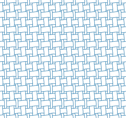 Seamless background-woven