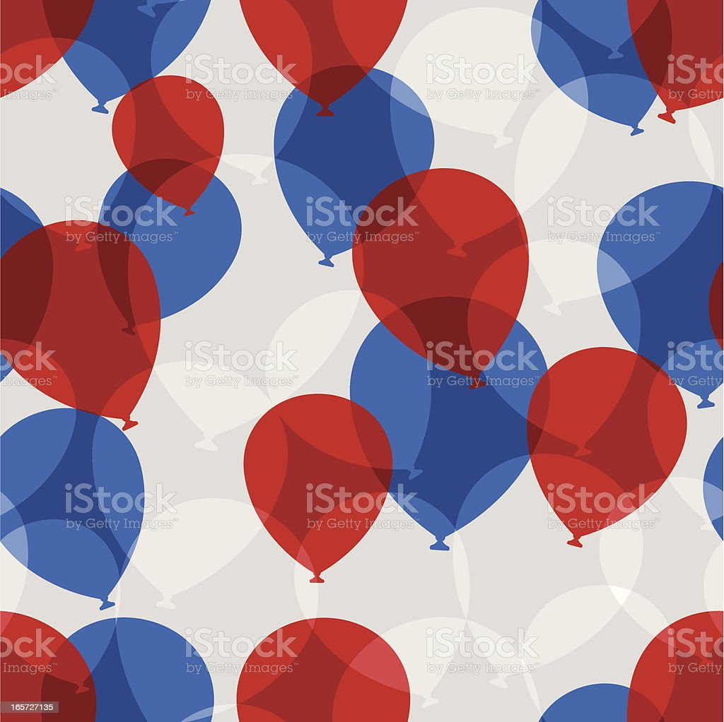 Seamless Balloons royalty-free seamless balloons stock vector art & more images of backgrounds