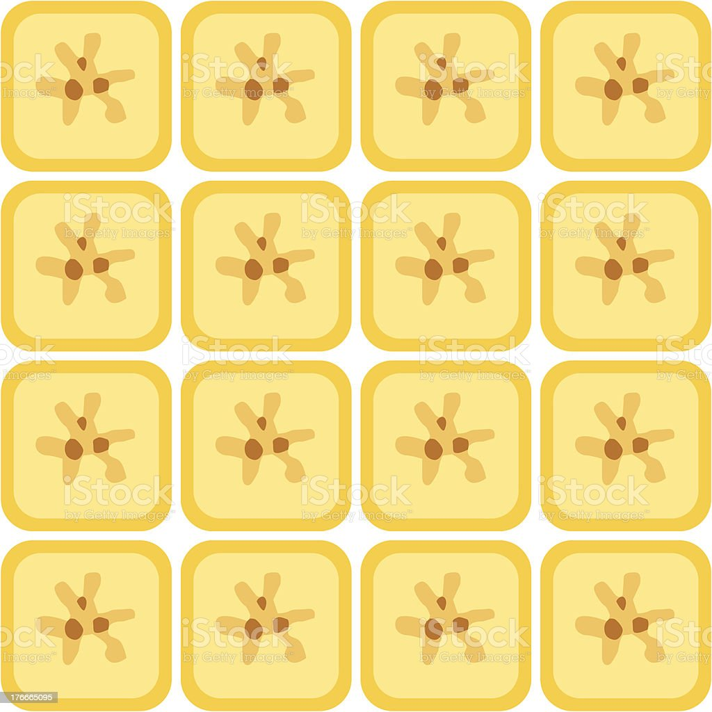 seamless banana pattern royalty-free seamless banana pattern stock vector art & more images of backgrounds