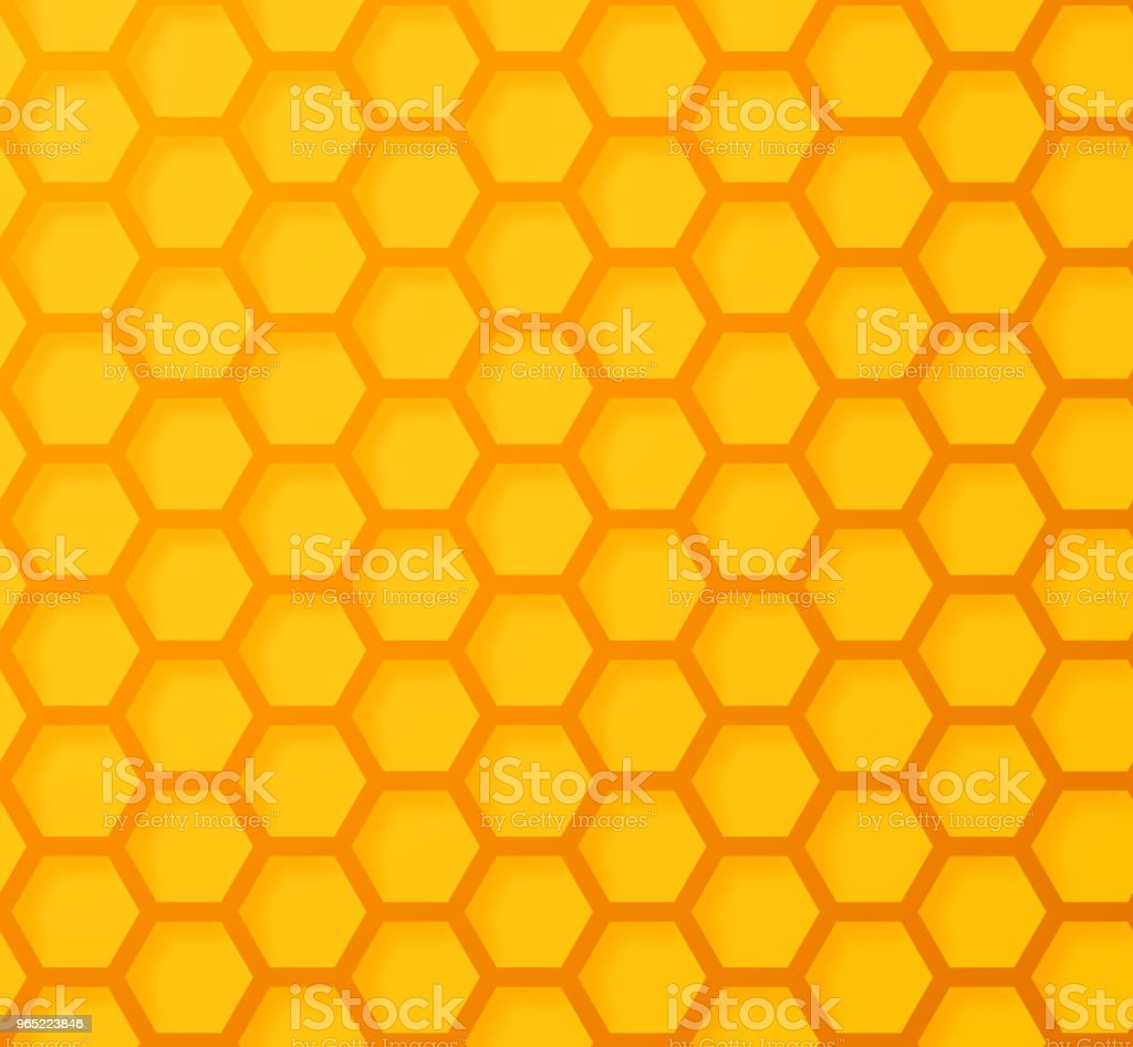 Seamless Beehive Honeycomb Pattern royalty-free seamless beehive honeycomb pattern stock vector art & more images of abstract