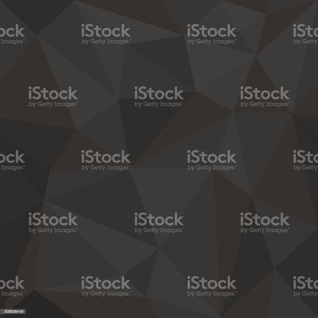 seamless black pattern background vector art illustration