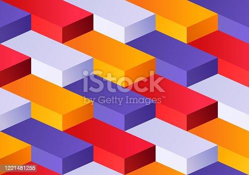 Seamless Blocks or Bricks