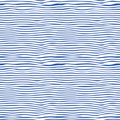 Seamless blue and white stripes background