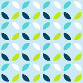 Seamless blue pastel abstract background.vector illustration