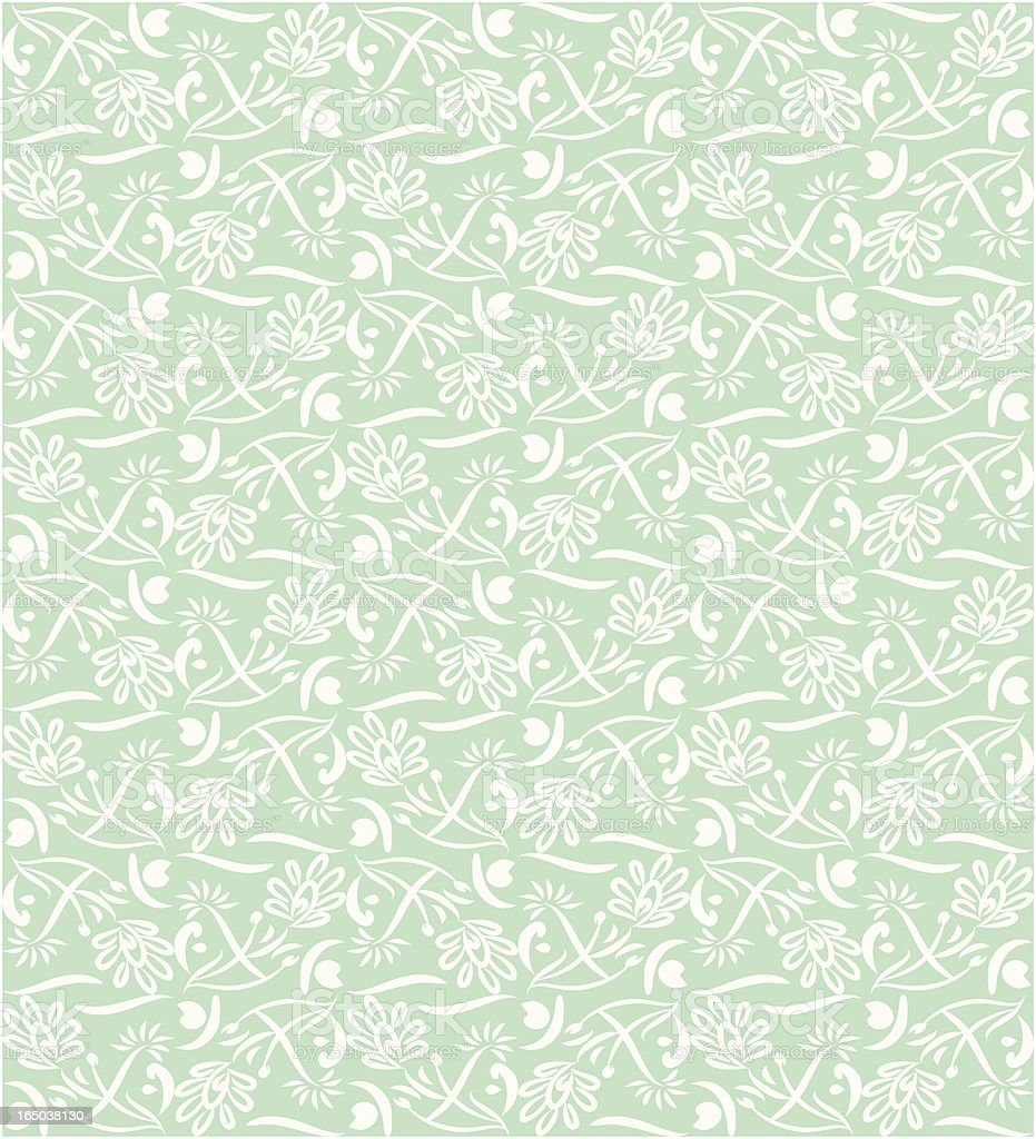 Seamless Bohemia Pattern royalty-free stock vector art
