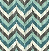 seamless braid weave pattern