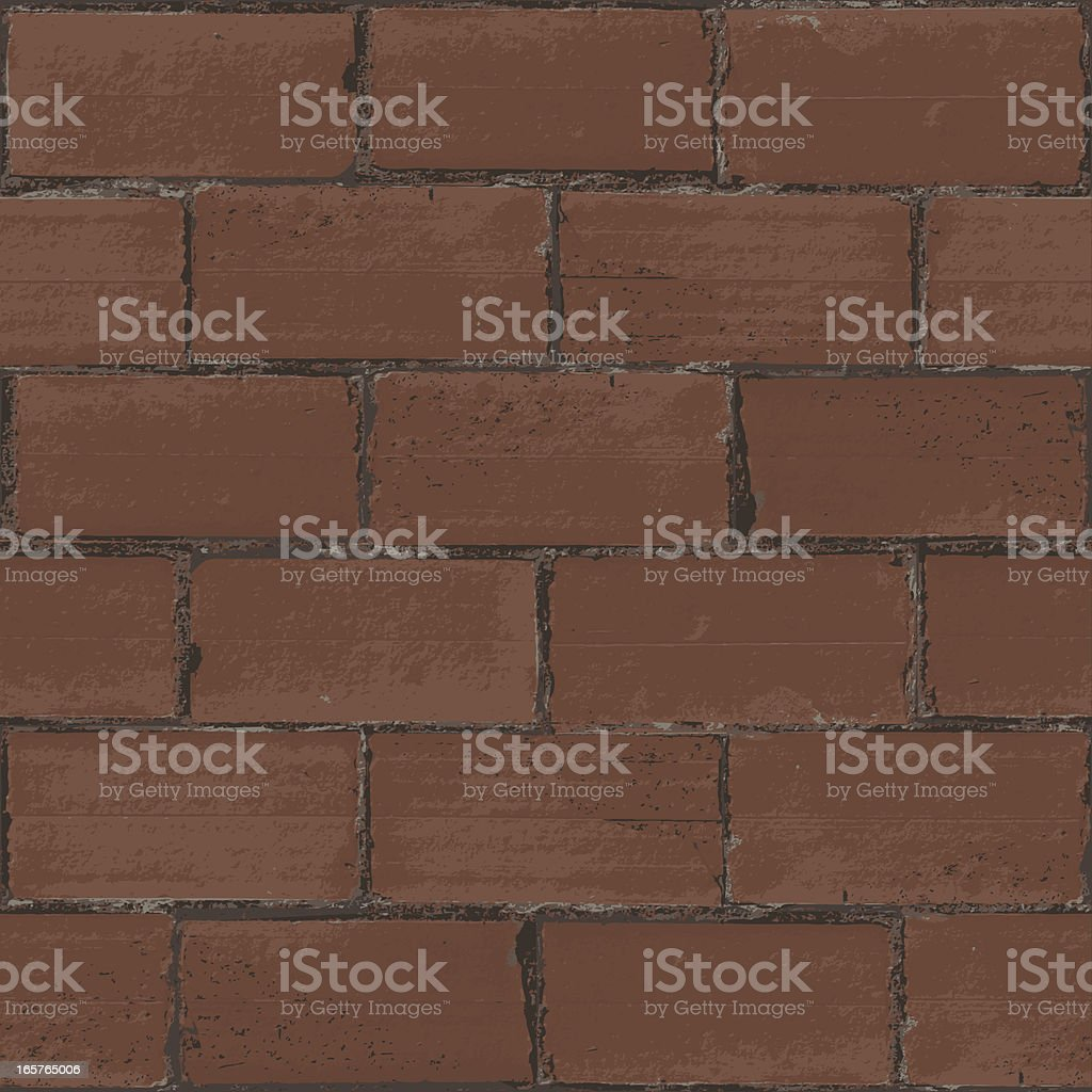 Seamless Brick Pattern royalty-free seamless brick pattern stock vector art & more images of architectural feature