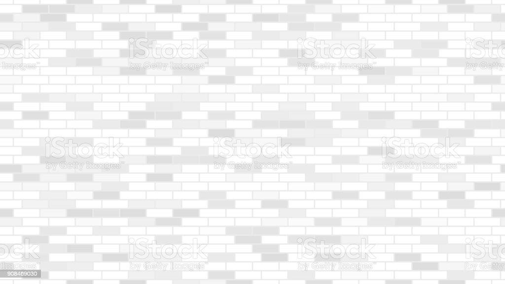 Motif de briques sans couture - Illustration vectorielle