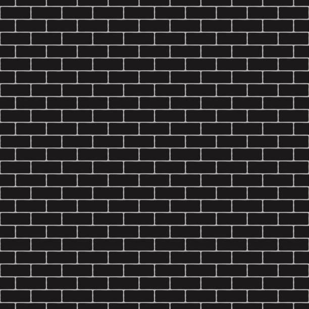 Brick Wall Clip Art: Royalty Free Black Brick Wall Clip Art, Vector Images