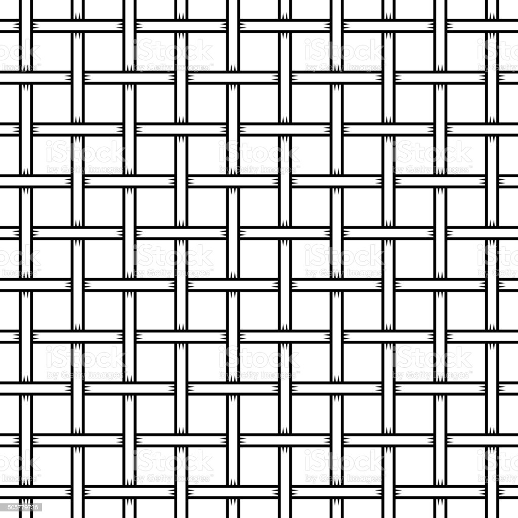 Seamless Cage Texture Wire Mesh Vector Stock Vector Art & More ...