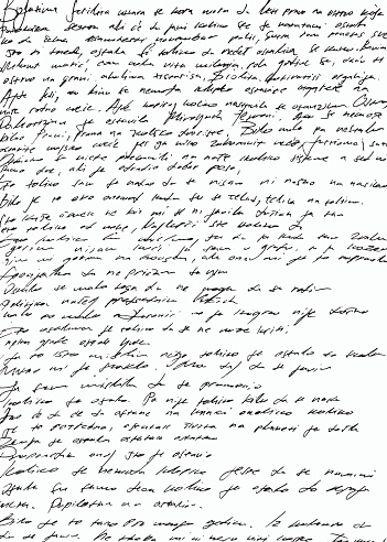 Seamless calligraphy handwriting background