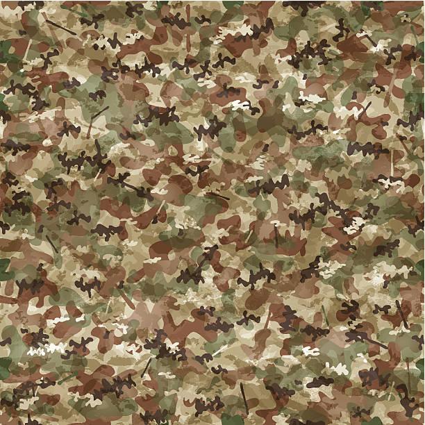 seamless camouflage wallpaper - 偽裝 幅插畫檔、美工圖案、卡通及圖標
