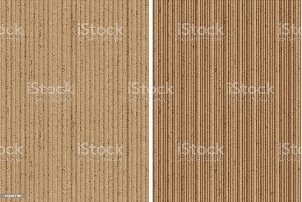 seamless cardboard background vector art illustration