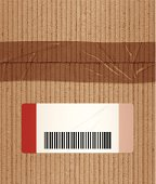 Seamless cardboard and tape background. Repeating pattern (image tiles horizontally). Layered EPS10 with global colors and transparencies. Individual textures and elements. Hi-res JPG and AICS3 files included. Related images linked below. http://i161.photobucket.com/albums/t234/lolon5/packagingelements_zps82cd4008.jpg