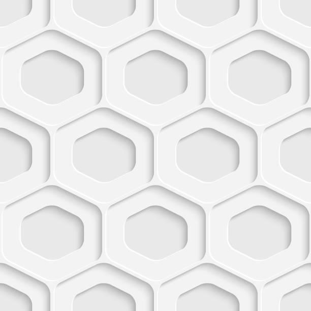 Nahtlose Zellenhintergrund – Vektorgrafik