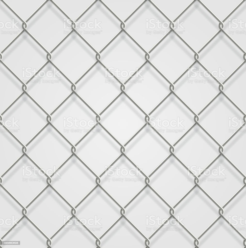 Royalty Free Chain Link Fence Clip Art Vector Images