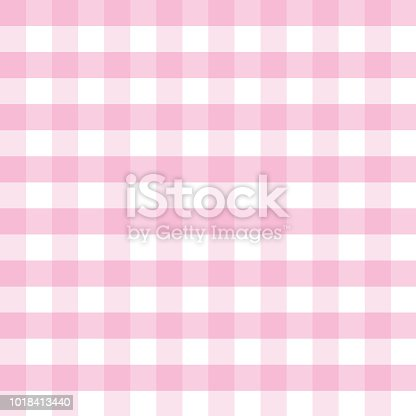 Seamless checkered pattern. Model for textiles. Vector illustration for print on fabric and paper. Background for design.
