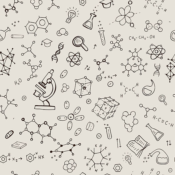 Best Drawing Of The Organic Chemistry Wallpaper