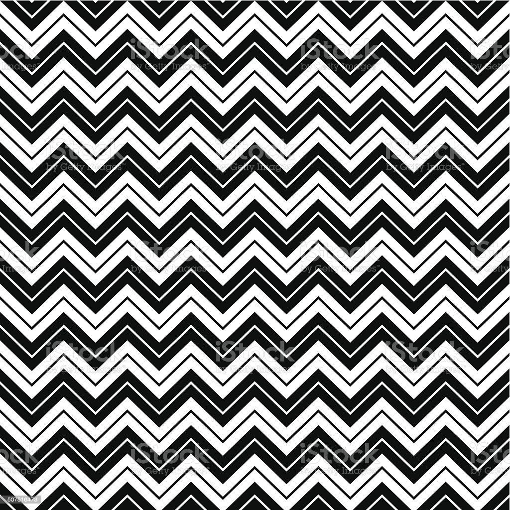 Seamless Chevron Inlay Art Deco Pattern Background Stock Vector ...