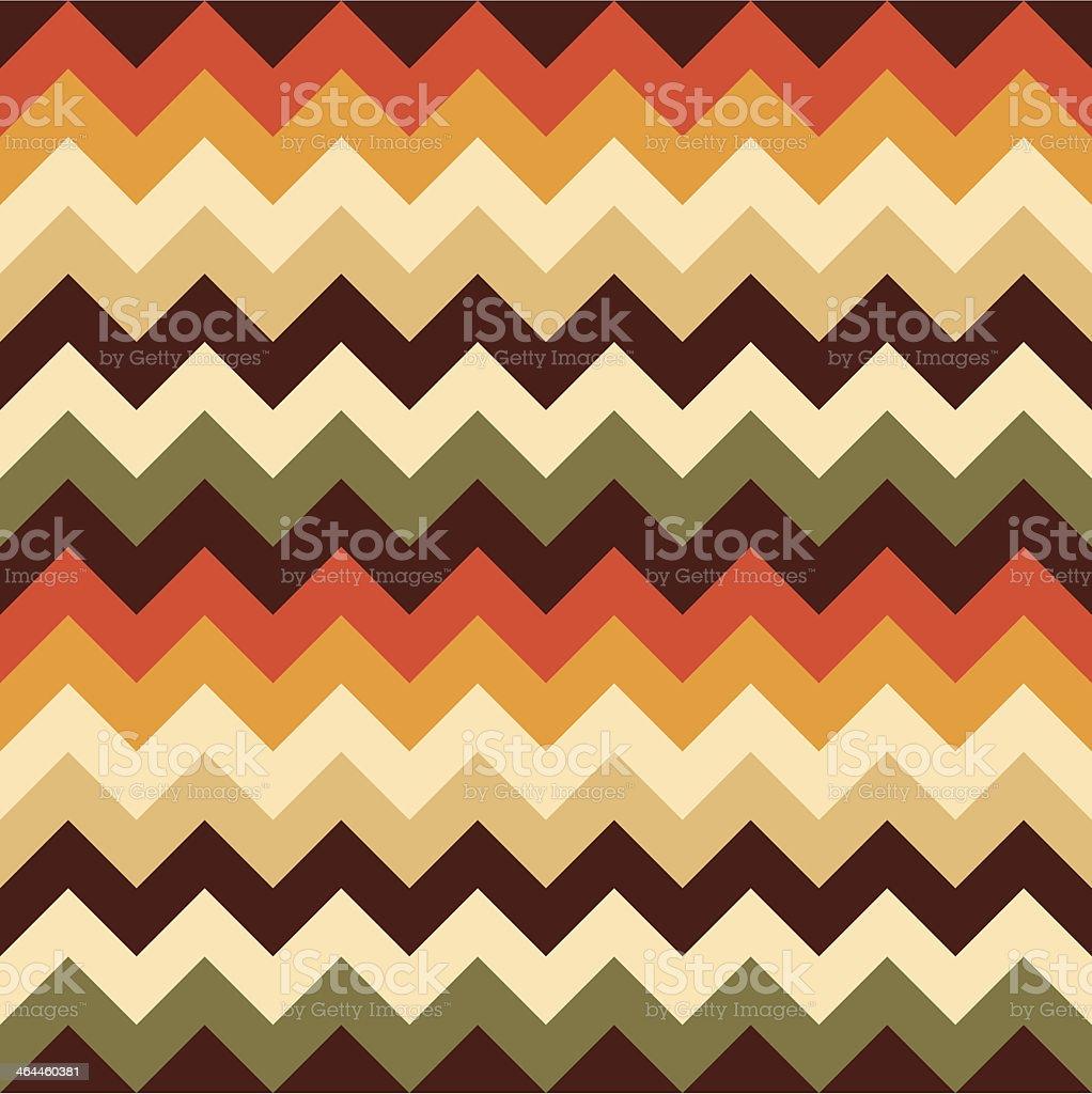 seamless chevron pattern (vector, eps8) royalty-free stock vector art