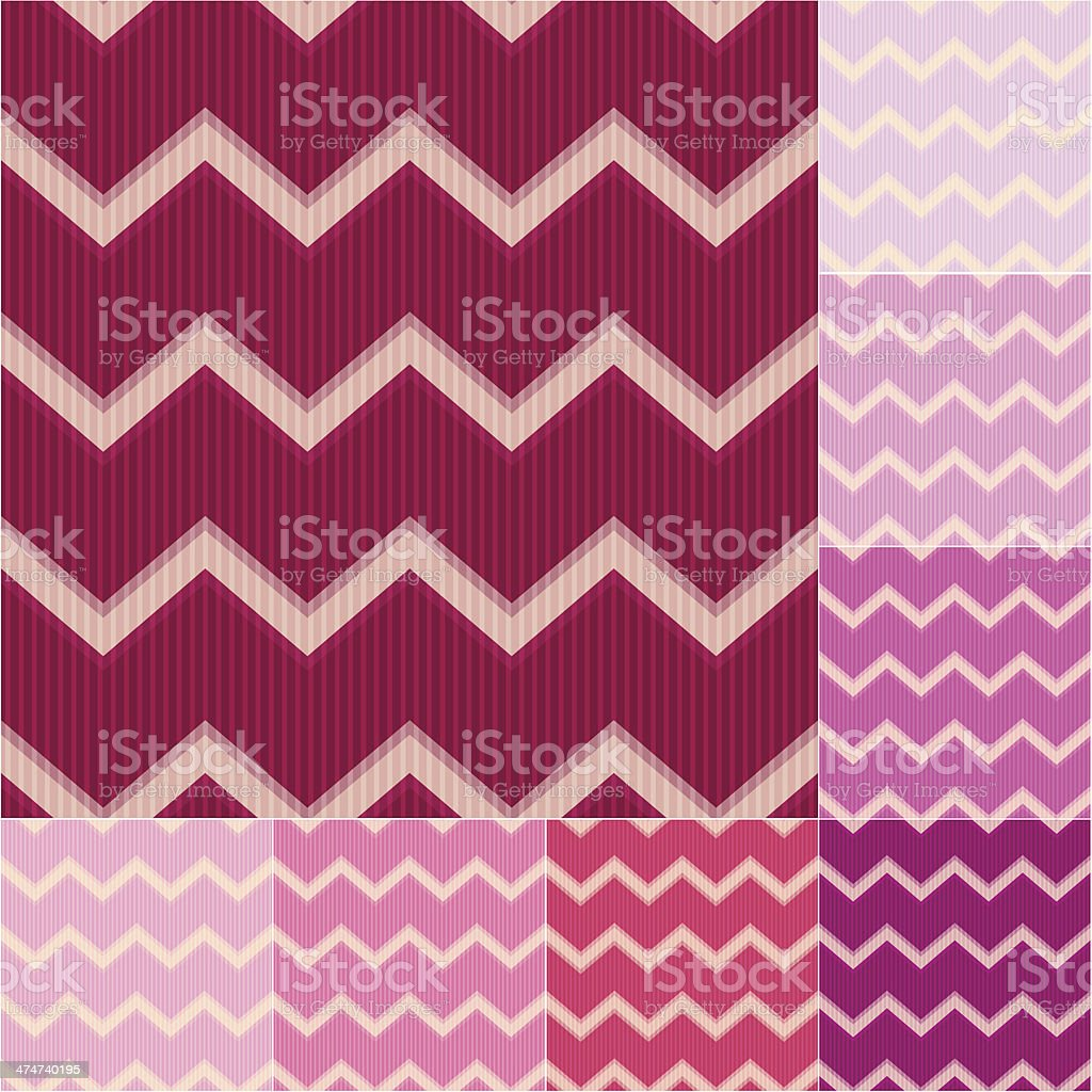 seamless chevron pattern royalty-free seamless chevron pattern stock vector art & more images of backgrounds