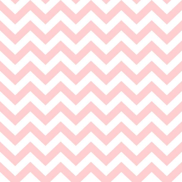 illustrazioni stock, clip art, cartoni animati e icone di tendenza di seamless chevron zigzag pattern vector - zigzag