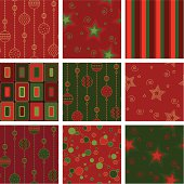 "A collection christmas background pattern. All design are seamless and ""pattern swatches"" included in file, for your convenient use"