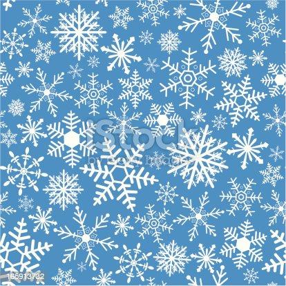istock Seamless christmas background 165913732