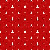 istock Seamless christmas pattern 1178090501