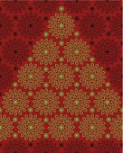 Seamless Christmas Tree