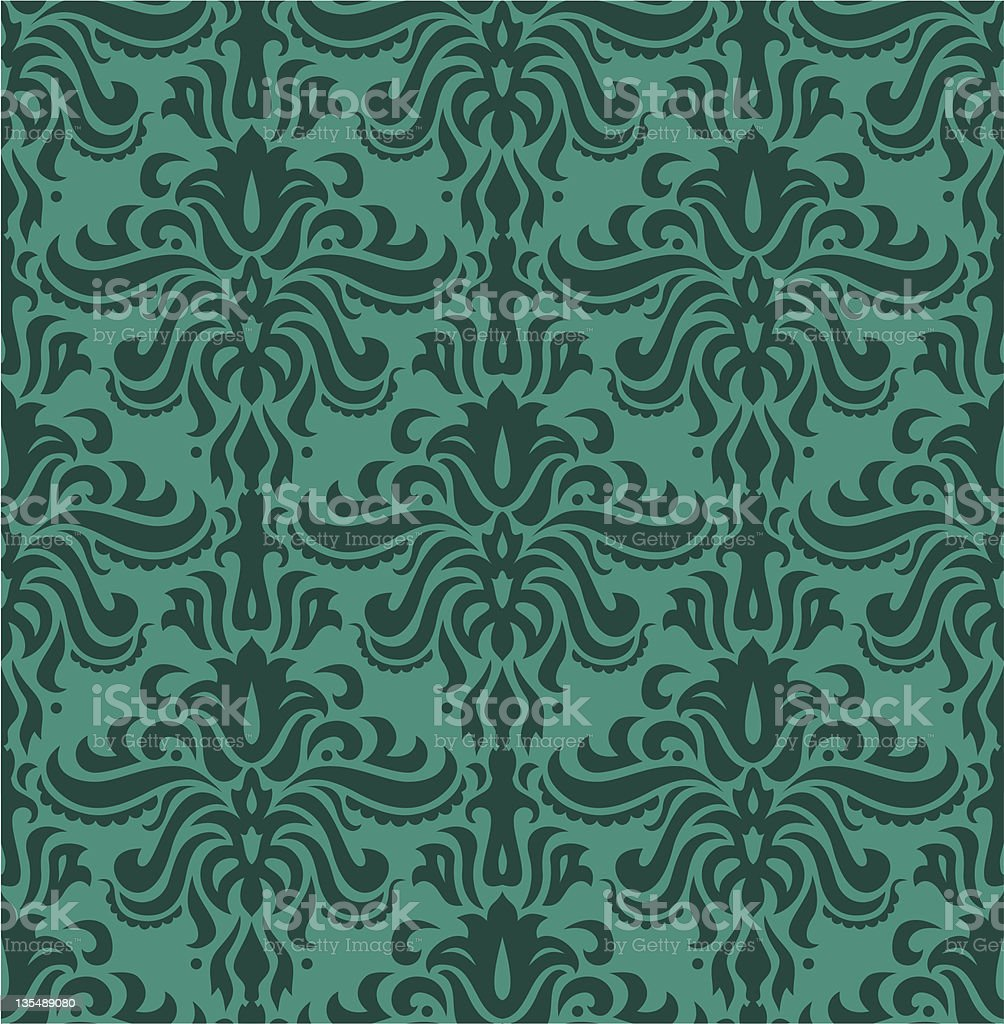 Seamless classic pattern royalty-free stock vector art