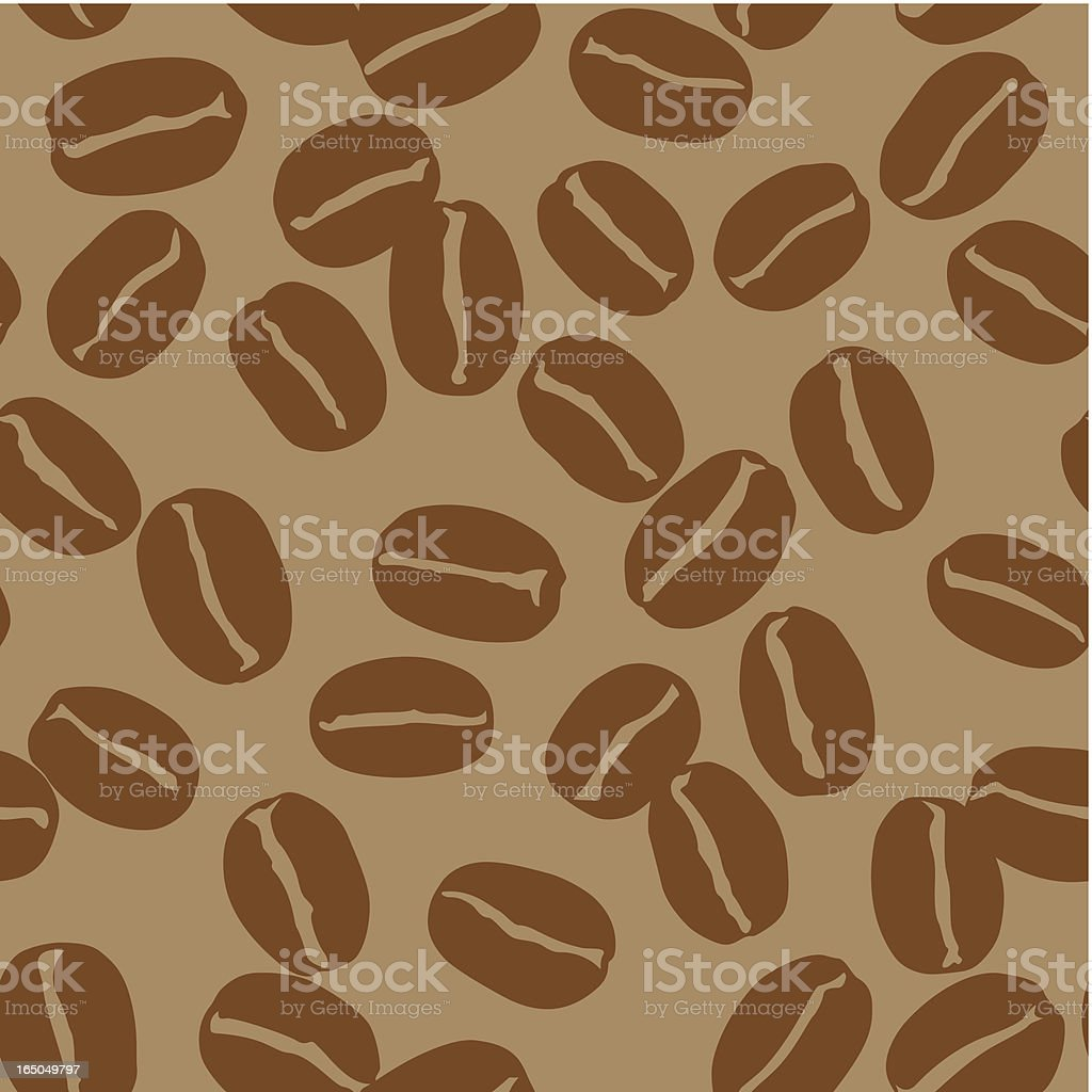 Seamless Coffee Pattern royalty-free seamless coffee pattern stock vector art & more images of backgrounds