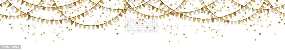 istock seamless colored garlands and confetti background 1287370826