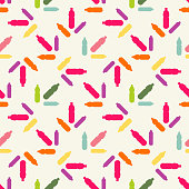 Seamless colorful pattern vector illustration
