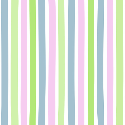 Seamless colorful pattern with vertical stripes.