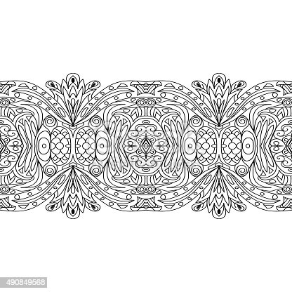 istock mandala patrón abstracto 486855578 istock mandala patrón ...