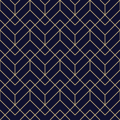 Seamless Geometric Pattern clipart
