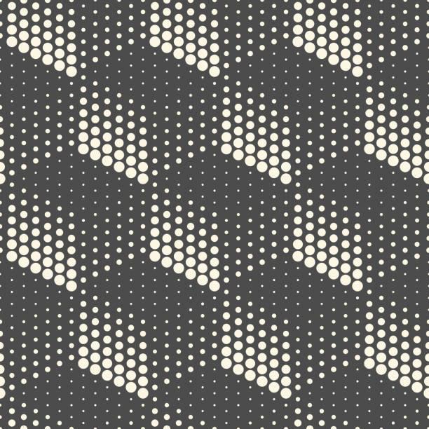 Nahtlose Cube Muster. Abstrakte futuristische Wrapping Paper Background – Vektorgrafik