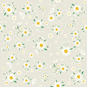 Seamless flower pattern, background,book cover, print,wallpaper