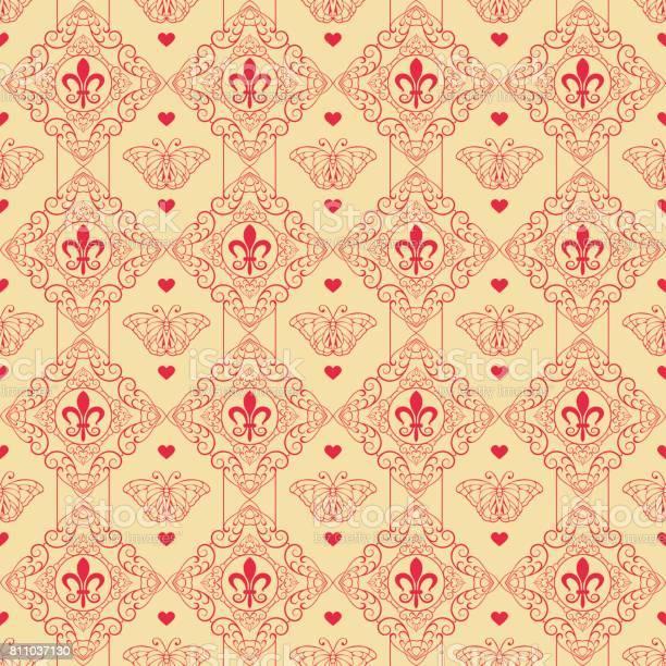 Seamless damask wallpaper vector vector id811037130?b=1&k=6&m=811037130&s=612x612&h=sgmcb5xzzrghdd1ipuftp1llqszxrgyurocxoqrls8s=