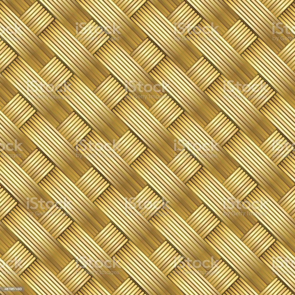 Seamless diagonal straw mat texture royalty-free seamless diagonal straw mat texture stock vector art & more images of backgrounds