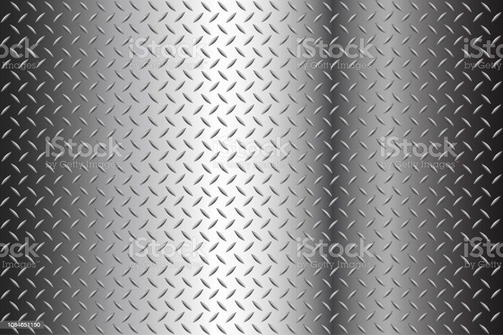 Nahtlose Diamond Gold Textur Hintergrundvorlage - Lizenzfrei Alt Vektorgrafik