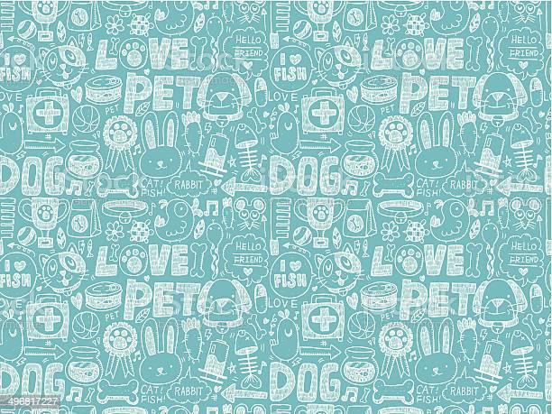 Seamless doodle pet pattern vector id496817227?b=1&k=6&m=496817227&s=612x612&h=kkqi5oy sgdr9hsxmomcrq5rwyobfsovephmq9rbzss=